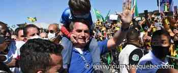 Six millions de cas de coronavirus, Bolsonaro prend un bain de foule