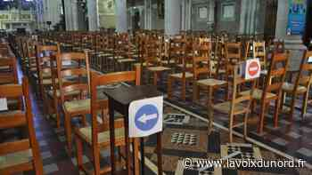 Laventie : aller à la messe, oui, mais n'oubliez pas de vous inscrire - La Voix du Nord
