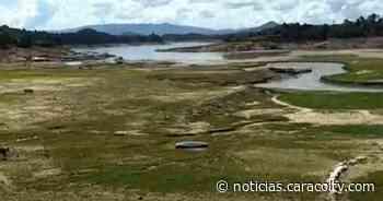 Reducción del embalse de Guatapé, Antioquia, llega al 40 por ciento - Noticias Caracol