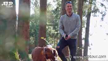 Philipp Kohlschreiber Enjoying Forest Walks & Tractor Work, But Not Done With Tennis - ATP Tour