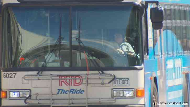 RTD Suspends Bus And Rail Service In Downtown Denver Through Monday Night