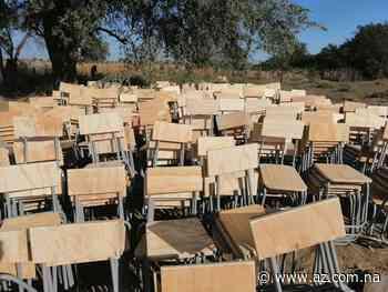 Oberschule im Norden des Landes repariert tausende Stühle und Tische - Lokales - Allgemeine Zeitung