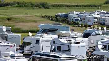 Großer Andrang auf Campingplätze im Norden - RTL Online