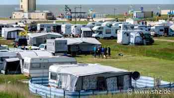 Pfingstwochenende: Ansturm der Wohnmobile auf Küstenorte im Norden: Das sollten Camper beachten | shz.de - shz.de