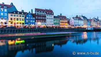 Sommerurlaub im Norden:Dänemark lässt deutsche Touristen einreisen - n-tv NACHRICHTEN