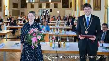 Meitingen hat zum ersten Mal eine Zweite Bürgermeisterin - Augsburger Allgemeine