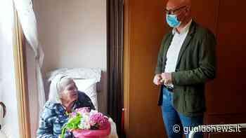 Gualdo Tadino ha festeggiato i cento anni di nonna Olga - Gualdo News