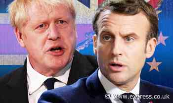 Brexit fury: Emmanuel Macron's plot to 'keep UK in customs union' exposed - Express