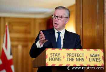 UK govt in talks with companies about additional customs declarations: Gove - Reuters