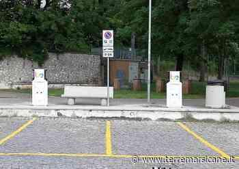 Carsoli, installate le prime colonnine di ricarica per veicoli elettrici - Terre Marsicane