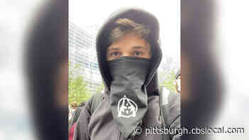 Pittsburgh Police Seeking Suspect Accused Of Starting Riot During Saturday's Protests