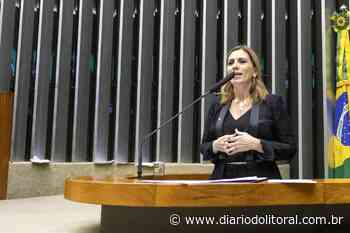 Rosana Valle pede ao presidente Bolsonaro reativação do ramal ferroviário Cajati-Santos - Diário do Litoral
