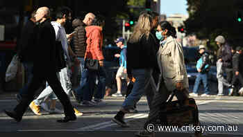 COVID-19: workers head back to the Sydney CBD, but what's changed? - Crikey