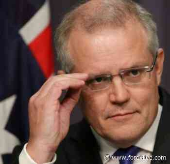 Australian infrastructure project announced by PM Morrison - western Sydney airport rail to begin in 2020 - ForexLive