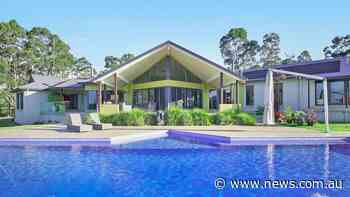 Designer western Sydney three-wing estate listed for first time - NEWS.com.au