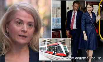 Sydney's troubled light rail project cost a whopping $3BILLION - Daily Mail