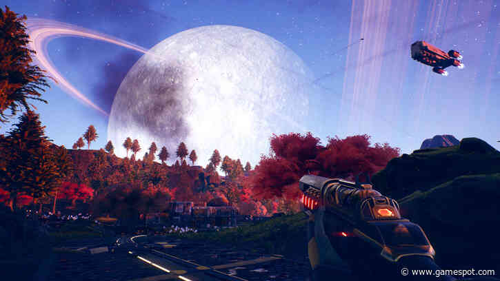 The Outer Worlds On Switch Features Optional Motion Controls, And More Details Have Been Revealed