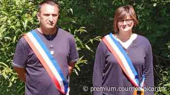 Carine Jouy est le nouveau maire de Thièvres - Courrier picard