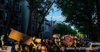 N.Y.C. Protests Shut Down Manhattan Bridge: Live Updates