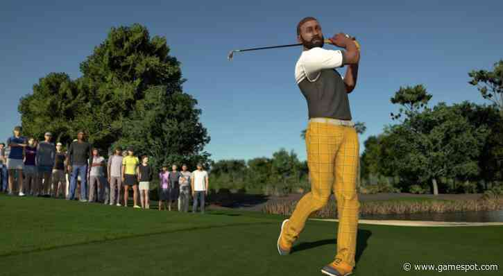 PGA Tour 2K21 -- New Details Revealed About Cross-Play And More