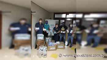 Rotary Club de Abelardo Luz realiza doações de materiais para enfrentamento à Covid-19 - Canal Ideal