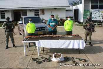 Con 9000 cartuchos para fusil, sorprenden a alias Guajiro en Arboletes, Antioquia - Alerta Paisa