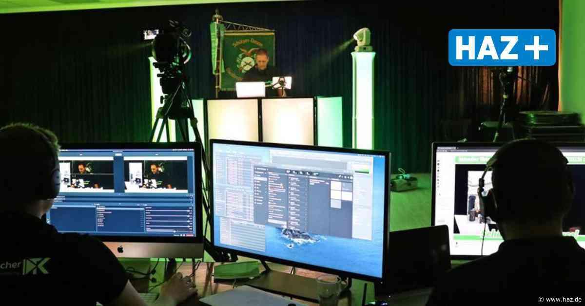 Laatzen: Virtuelles Schützenfest Gleidingen lockt 1100 Zuschauer an die Bildschirme - Hannoversche Allgemeine
