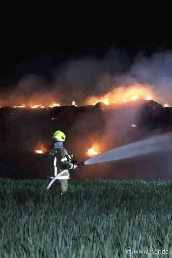 Großeinsatz für Feuerwehr in Laatzen - NDR.de
