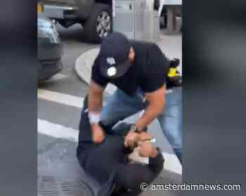 Discipline recommended for officers in East Village taser incident - Amsterdam News