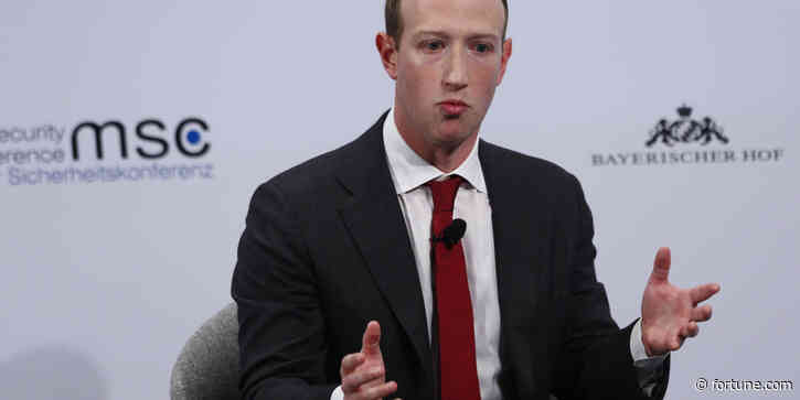 Facebook's Mark Zuckerberg decides against removing Trump's controversial post - Fortune