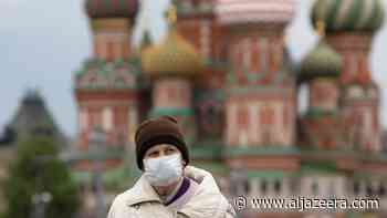 Moscow, UK move to ease coronavirus lockdowns: Live updates - Al Jazeera English