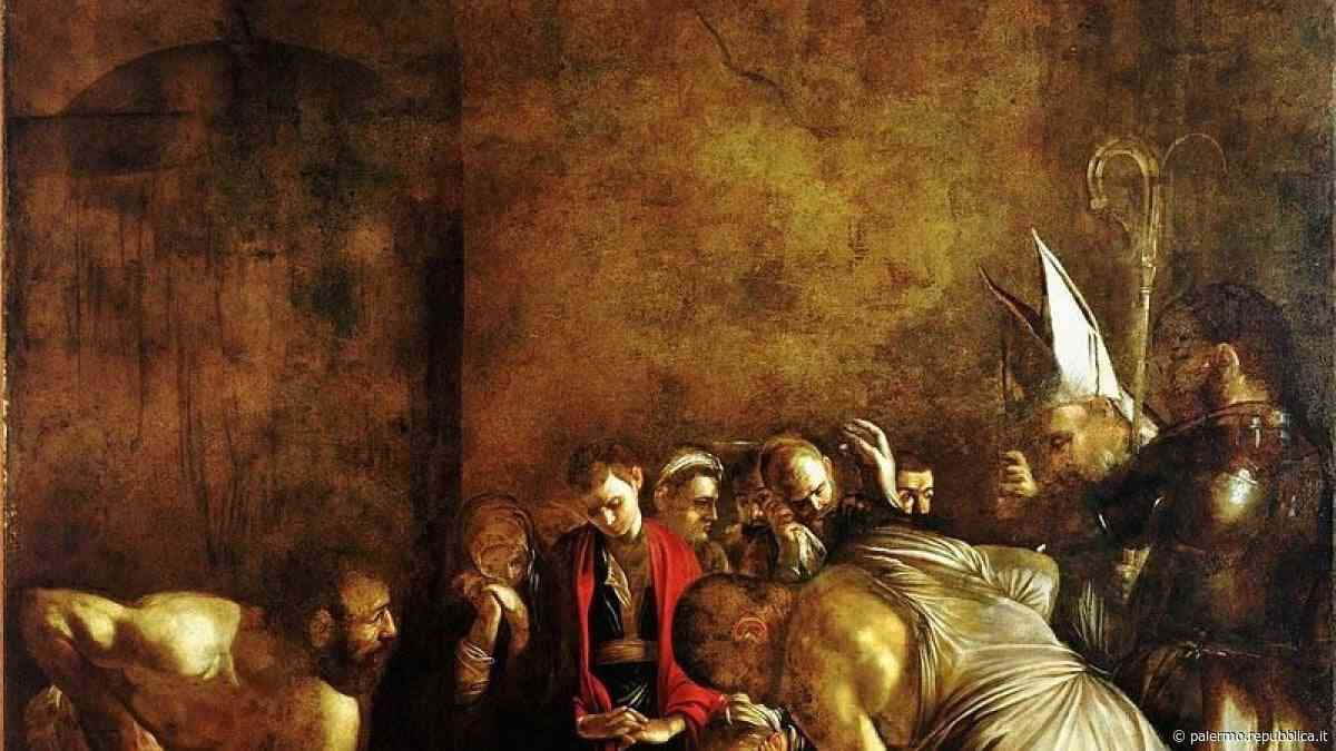 """Siracusa, la polemica sulla trasferta del Caravaggio: """"Restauriamolo qui"""" - La Repubblica"""
