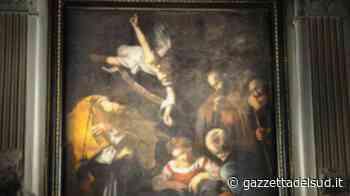 """Alfio Scuderi legge """"Il Caravaggio rubato"""": il video - Gazzetta del Sud"""