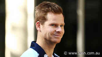 'I haven't touch a bat': Steve Smith returns to training after long break