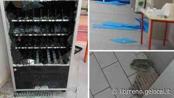 Irruzione (e danni) dei vandali nella palestra degli studenti - Il Tirreno