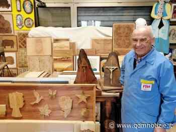 MONTE SAN VITO / Le artistiche opere in legno di Renato... - QDM Notizie