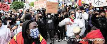 «Justice contre le racisme et la brutalité policière»