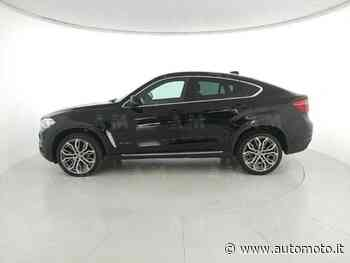Vendo BMW X6 xDrive30d 258CV Extravagance usata a Grumello del Monte, Bergamo (codice 7504144) - Automoto.it
