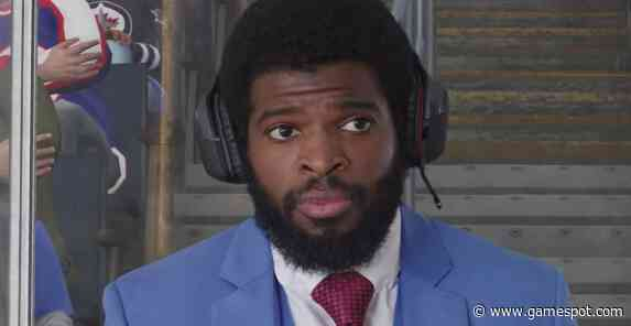 NHL's PK Subban Starts YouTube Series Where He Commentates NHL 20 Games, And It's Great