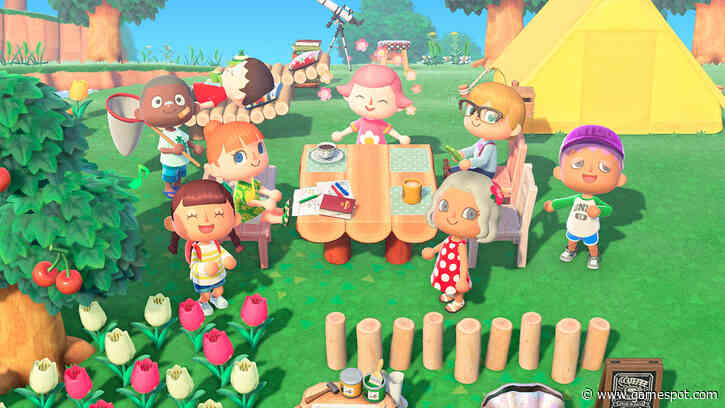 Animal Crossing--Update 1.2.1 Is Live, But Don't Expect Major Changes