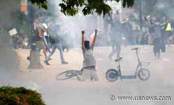 Police, Demonstrators Clash Again in Denver After Curfew