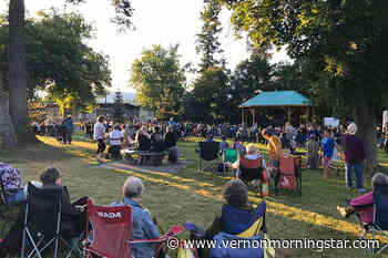 Music in the Park series returning to Armstrong – Vernon Morning Star - Vernon Morning Star