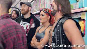 Becky Lynch and Other WWE Superstars Reveal the Theme Music They Like the Most - Essentially Sports