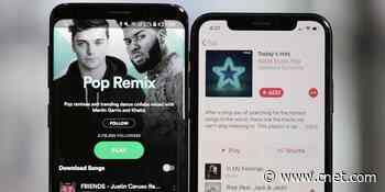 Spotify vs. Apple Music: Choosing the best music streaming service in 2020 - CNET
