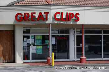 Pokin Around: My May 19 haircut at Great Clips and the resulting swab up my nose
