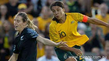 Matildas, Olyroos could play trans-Tasman friendlies in travel bubble