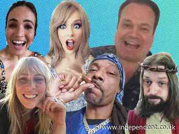 From Snoop Dogg to Barry from EastEnders: The bizarre rise of the celeb video message - The Independent