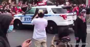 Snoop Dogg, Cardi B React To Shocking Video Of NYPD Officer Running Over Protestors - The Blast