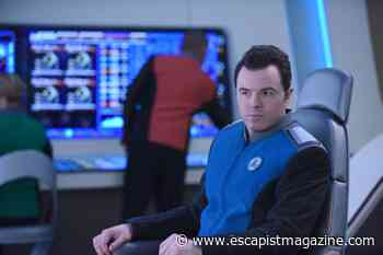 The Orville Season 3 Will Be Entirely Directed by Seth MacFarlane & John Cassar - The Escapist