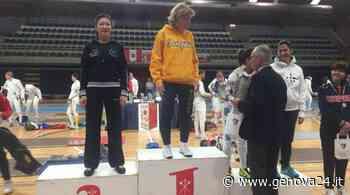 Scherma: Roberta Canevelli vince anche a Cividale del Friuli - Genova 24 - Genova24.it